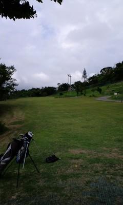 マリンタウンゴルフのゴルフ場コース1