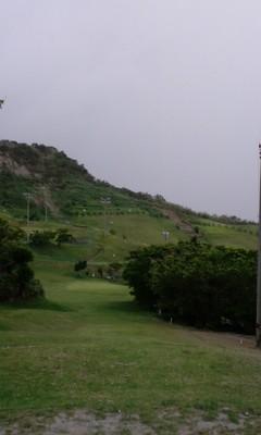 マリンタウンゴルフのゴルフ場コース3