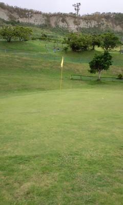 マリンタウンゴルフのゴルフ場コース4