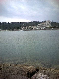 沖縄県中城湾港の釣り場所情報1