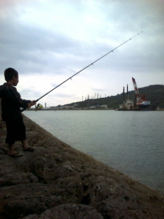 沖縄県中城湾港の釣り場所情報2
